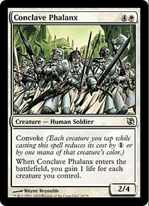 Conclave Phalanx - EVT - U