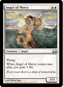 Angel of Mercy - DVD - U