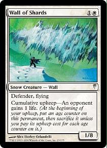 Wall of Shards - CLS - U