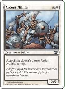Ardent Militia - 8TH - U