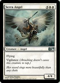 Serra Angel - M10 - U
