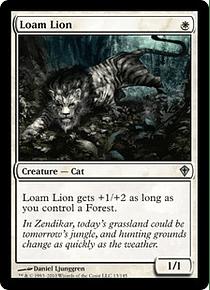 Loam Lion - WWK - U