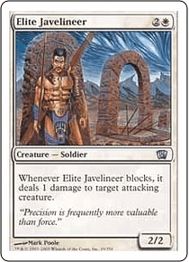 Elite Javelineer - 8TH - U