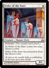 Order of the Stars - GPC - U
