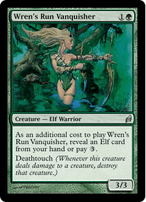 Wren's Run Vanquisher - LRW - U