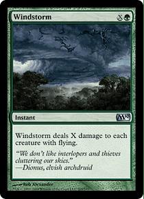 Windstorm - M10 - U