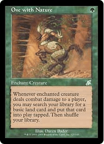 One with Nature - SCG - U