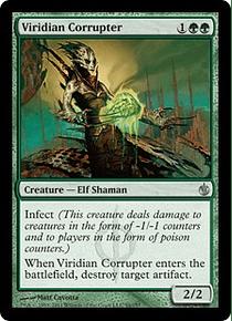 Viridian Corrupter - MBS - U