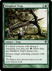 Slingbow Trap - WWK - U