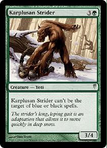 Karplusan Strider - CLS - U