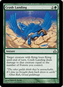 Crash Landing - GPC - U