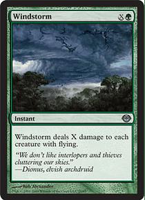 Windstorm - GVL - U