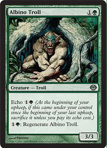Albino Troll - GVL - U