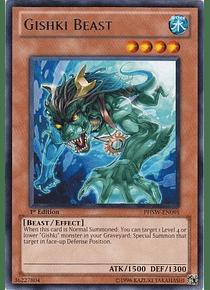 Gishki Beast - PHSW-EN095 - Rare