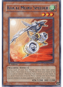 Koa'ki Meiru Speeder - ANPR-EN020 - Rare