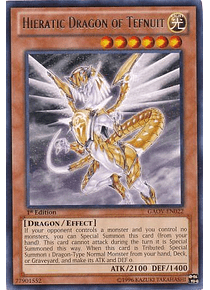 Hieratic Dragon of Tefnuit - GAOV-EN022 - Rare
