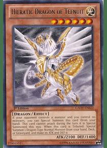 Hieratic Dragon of Tefnuit - GAOV-EN022 - Rare