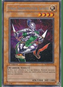 Ninja Grandmaster Sasuke - SOD-EN019 - Rare