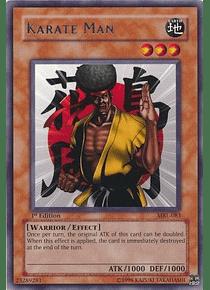 Karate Man - MRL-083 - Rare