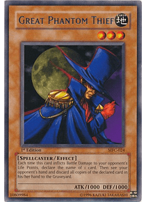 Great Phantom Thief - MFC-024 - Rare