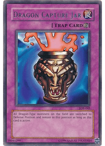 Dragon Capture Jar - LOB-045 - Rare