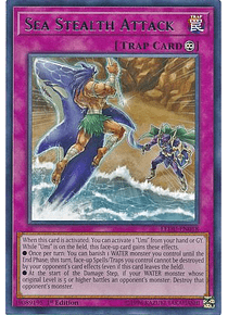 Sea Stealth Attack - LEDU-EN018 - Rare