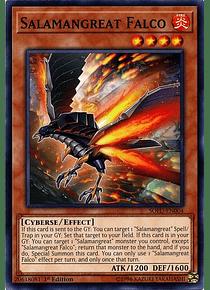 Salamangreat Falco - SOFU-EN004 - Common
