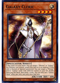 Galaxy Cleric - SOFU-EN010 - Common