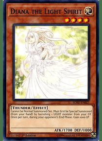 Diana the Light Spirit - SOFU-EN027 - Common