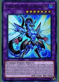 Cyberse Clock Dragon - SOFU-EN034 - Ultra Rare