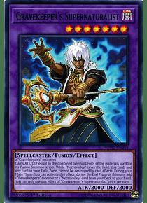 Gravekeeper's Supernaturalist - SOFU-EN035 - Rare