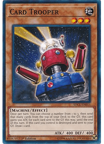 Card Trooper - SDCL-EN015 - Common