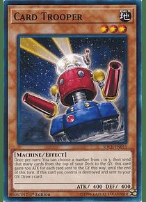 Card Trooper - SDCL-EN015 - Common