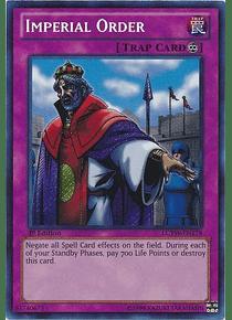 Imperial Order - LCYW-EN178 - Secret Rare