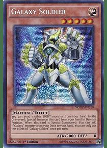 Galaxy Soldier - WSUP-EN010 - Prismatic Secret Rare