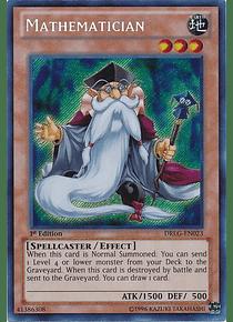 Mathematician - DRLG-EN023 - Secret Rare (español)