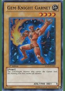 Gem-Knight Garnet - HA05-EN001 - Super Rare