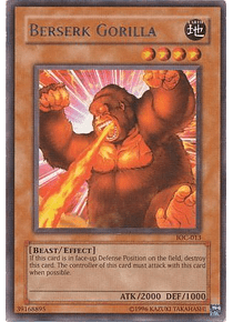 Berserk Gorilla - IOC-013 - Rare