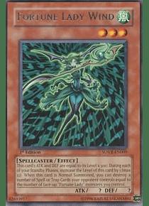Fortune Lady Wind - SOVR-EN009 - Rare
