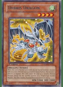 Debris Dragon - CRMS-EN002 - Rare