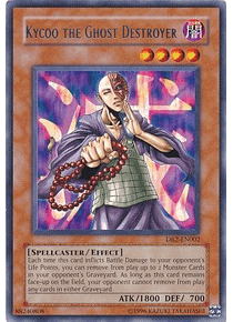 Kycoo the Ghost Destroyer - DB2-EN002 - Rare
