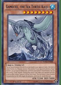 Gameciel, the Sea Turtle Kaiju - DOCS-EN088 - Rare
