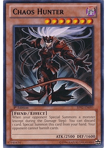 Chaos Hunter - BP02-EN095 - Rare