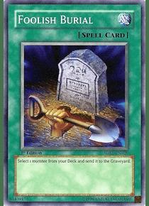 Foolish Burial - SDRL-EN020 - Common