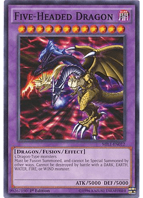 Five-Headed Dragon - MIL1-EN012 - Common