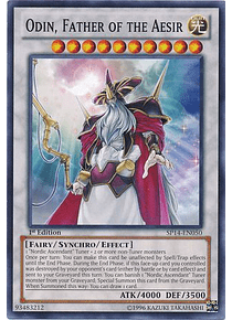 Odin, Father of the Aesir - SP14-EN050 - Common