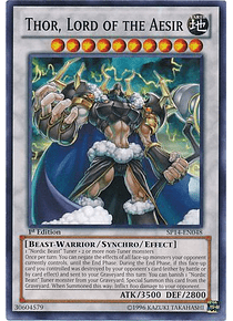Thor, Lord of the Aesir - SP14-EN048 - Common