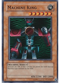 Machine King - DB2-EN099 - Common