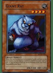 Giant Rat - SD7-EN003 - Common