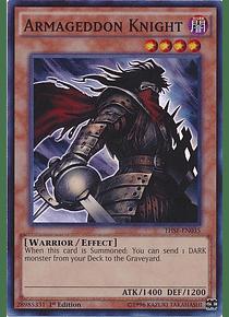 Armageddon Knight - THSF-EN035 - Super Rare
